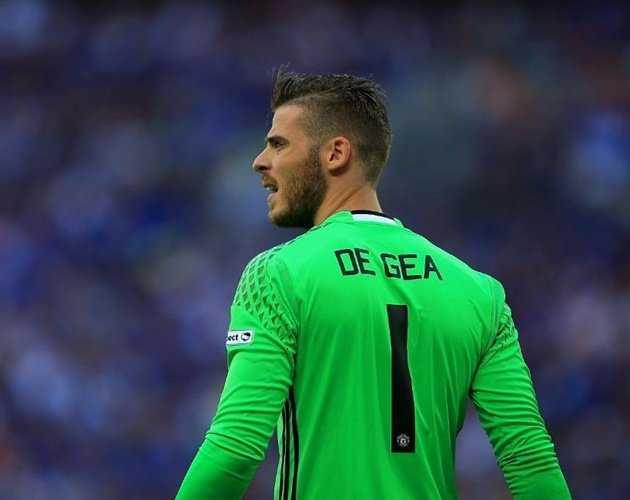 De Gea: 'Tây Ban Nha sẽ tranh chức vô địch World Cup 2018'