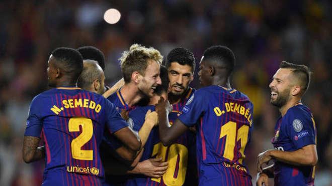 Barca đang hướng đến giấc mơ bất bại trong mùa giải năm nay