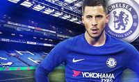 """Hazard cảnh báo Abramovich: """"Không mua cầu thủ tốt, tôi sẽ rời Chelsea"""""""