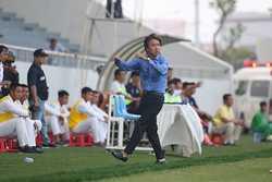 HLV Miura gặp khó khi CLB TPHCM chơi bết bát