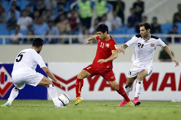 Tuyển Việt Nam cùng bảng với Iran, Iraq ở Asian Cup 2019