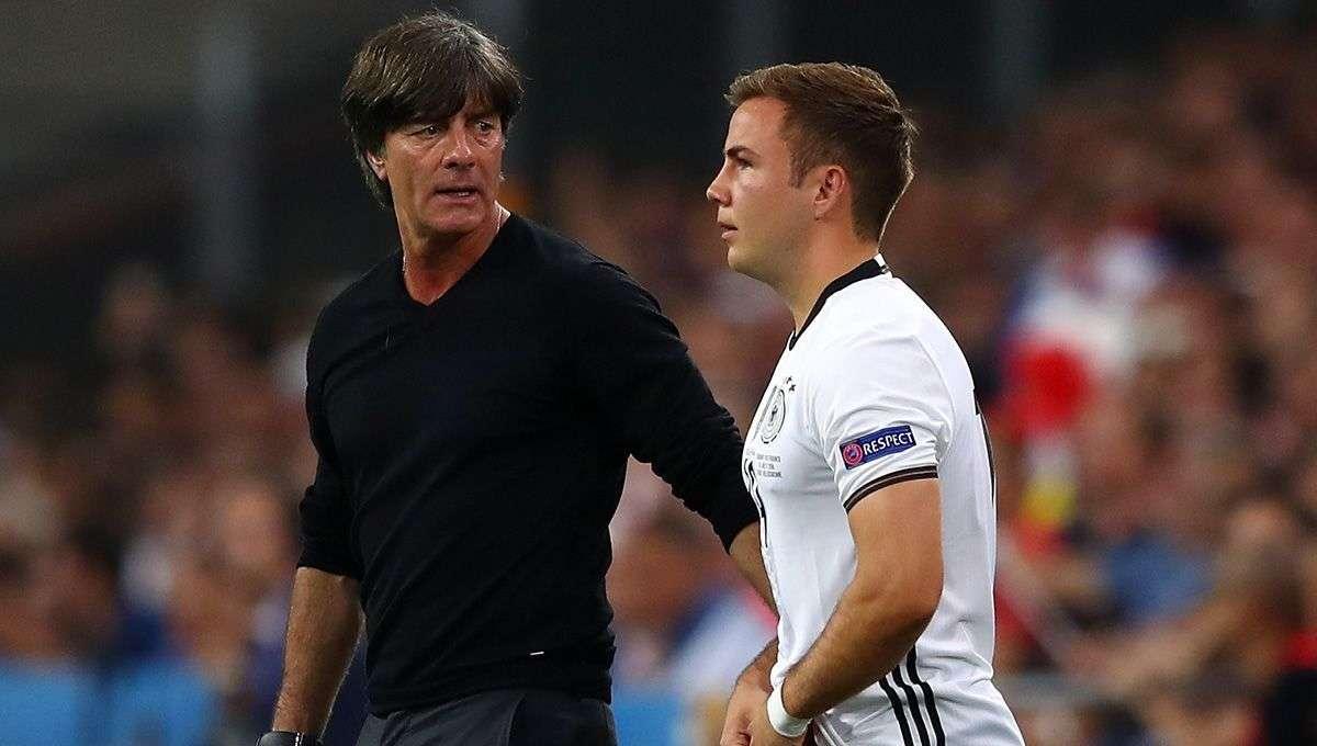 HLV Joachim Low gạt Gotze khỏi đội hình dự World Cup 2018