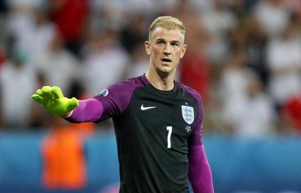 Sốc: Joe Hart không có tên trong danh sách 23 cầu thủ của tuyển Anh tham dự World Cup 2018