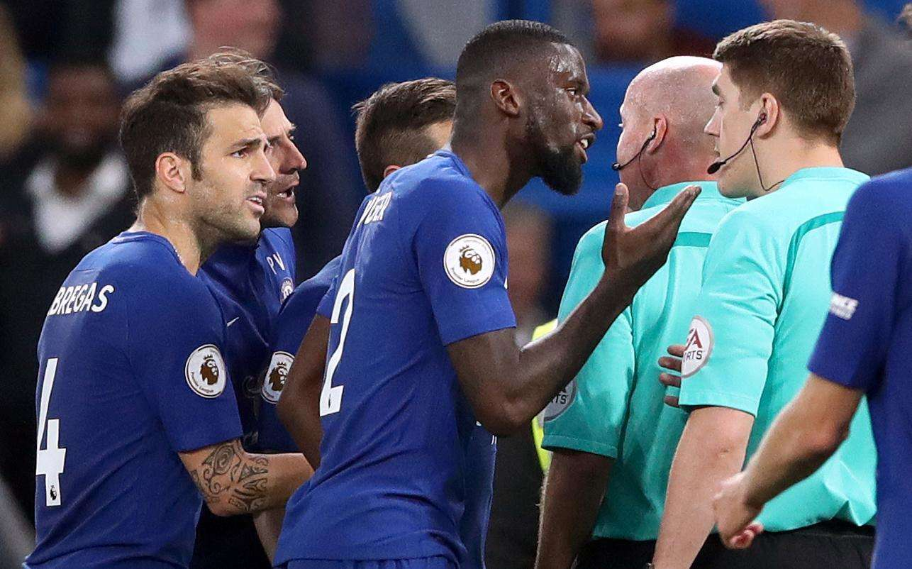 Chelsea không kiểm soát được chính mình