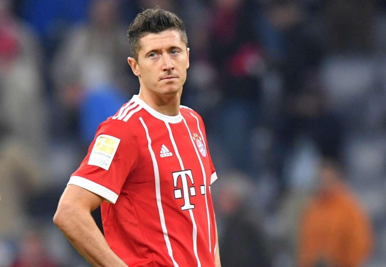 Lewandowski quyết rời Bayern Munich