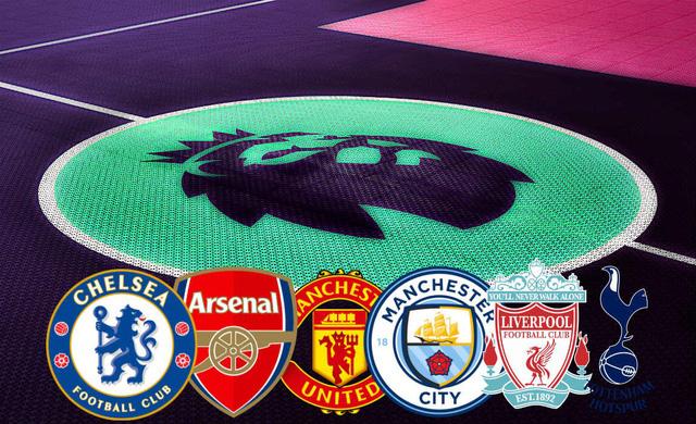 Các CLB top 6 Premier League sẽ không phải đụng độ với nhau ở vòng mở màn và vòng cuối cùng mùa giải