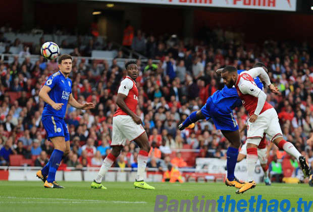 Arsenal vs Leicester City tối nay 10/5/2018 Ngoại Hạng Anh
