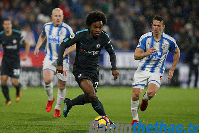 Chelsea vs Huddersfield tối nay 10/5/2018 Ngoại Hạng Anh