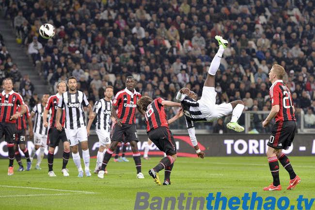Juventus vs AC Milan đêm nay 10/5/2018 Coppa Italia