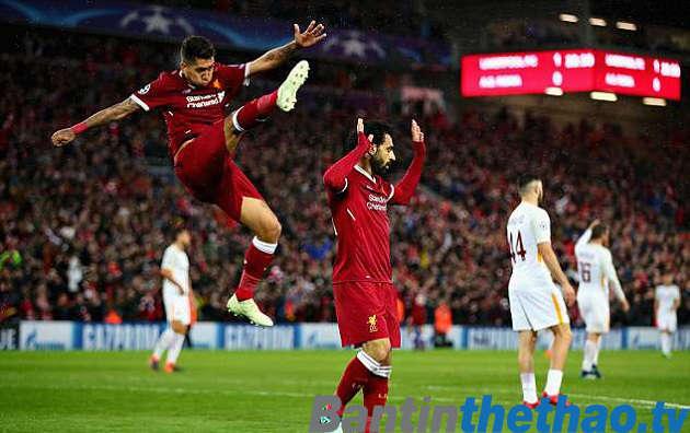 Liverpool vs Roma đêm nay 3/5/2018 Bán kết lượt về Cúp C1