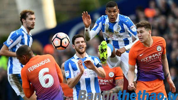 Man City vs Huddersfield hôm nay 6/5/2018 Ngoại Hạng Anh