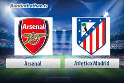 Link xem trực tiếp, link sopcast live stream Arsenal vs Atletico Madrid đêm nay 4/5/2018 Bán kết lượt về Europa League