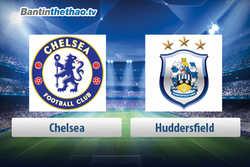 Link xem trực tiếp, link sopcast live stream Chelsea vs Huddersfield tối nay 10/5/2018 Ngoại Hạng Anh