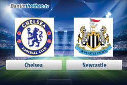 Link xem trực tiếp, link sopcast live stream Chelsea vs Newcastle tối nay 13/5/2018 Ngoại Hạng Anh