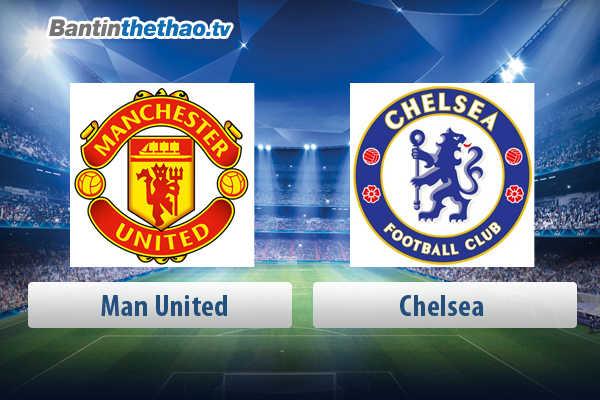 Link xem trực tiếp, link sopcast live stream MU vs Chelsea Chung kết FA Cup 19/5/2018