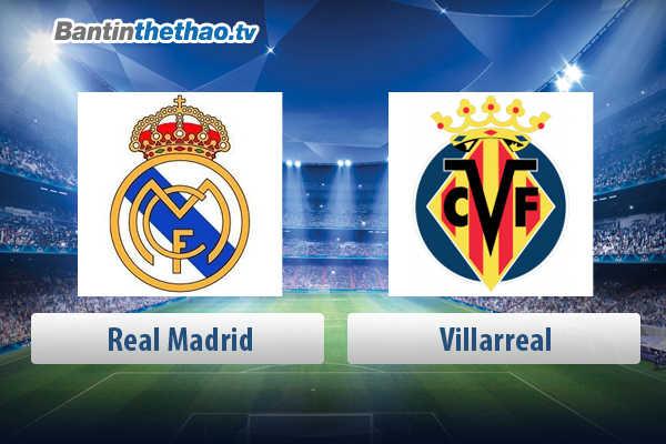 Link xem trực tiếp, link sopcast live stream Real vs Villarreal tối nay 20/5/2018 La Liga