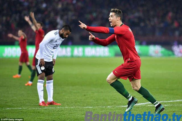 Bồ Đào Nha vs Tunisia đêm nay 29/5/2018 Giao hữu quốc tế