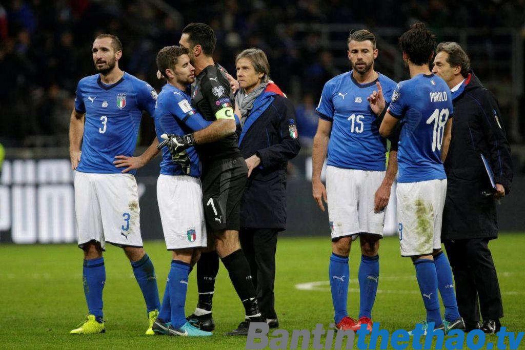 Ý vs Ả Rập Xê Út đêm nay 29/5/2018 Giao hữu quốc tế