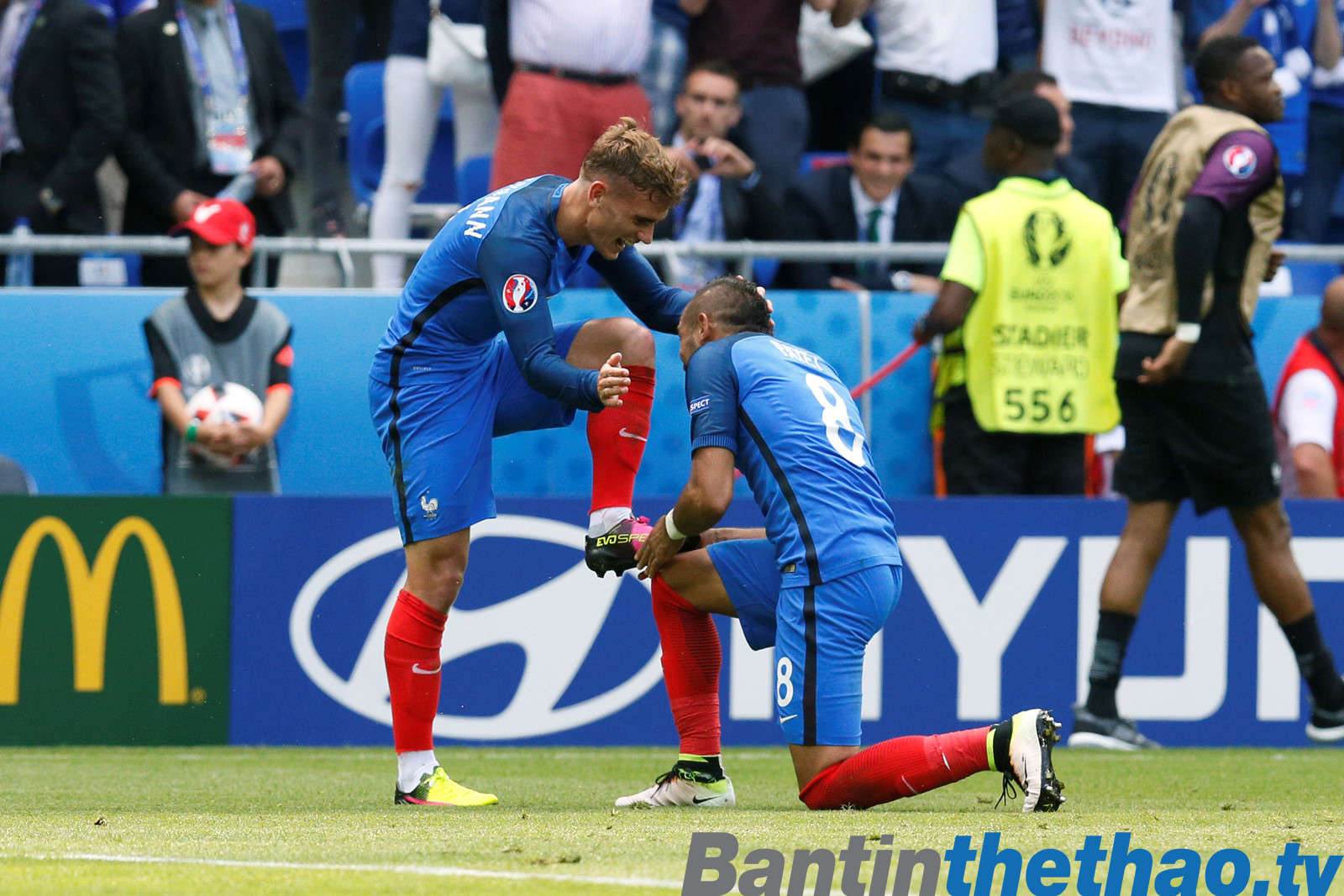 Pháp vs CH Ailen tối nay 29/5/2018 Giao hữu quốc tế
