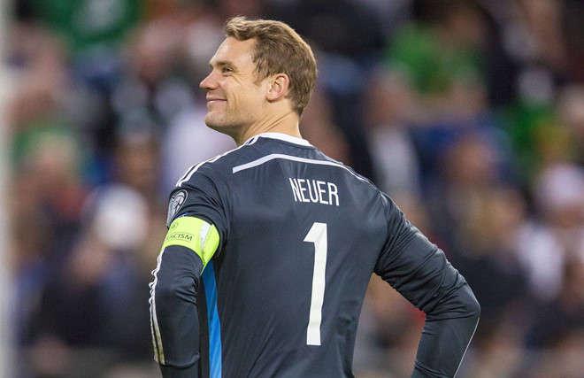 Neuer không chắc mình có thể tham dự World Cup hay không