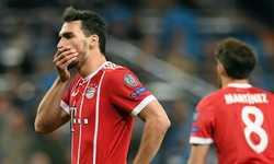 Mats Hummels khó nuốt trôi thất bại trước Real ở Bán kết Champions League