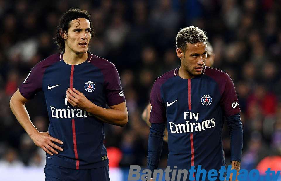 Cavani thừa nhận đã có mâu thuẫn giữa anh với Neymar