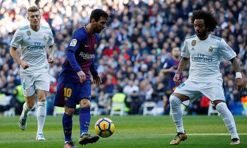 Real Madrid có kế hoạch tung đội hình dự bị chơi trận El Clasico