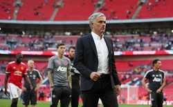 """Mourinho không phục """"MU mới xứng đáng vô địch FA Cup"""""""