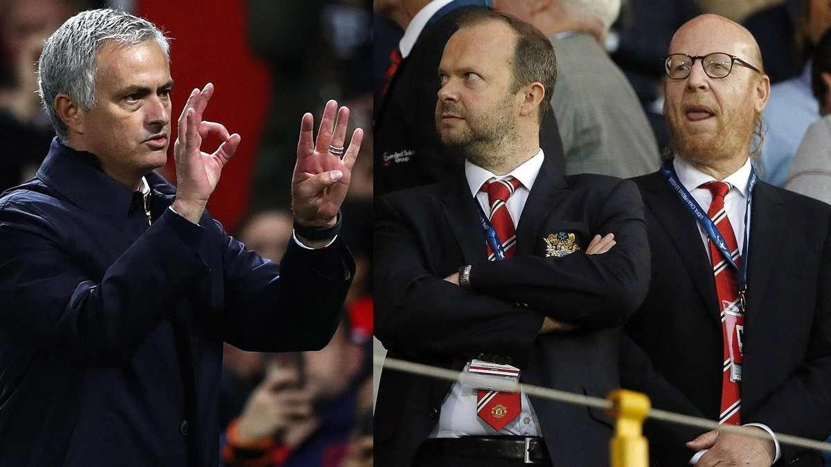 Mourinho sẵn sàng cãi Ed Woodward và nhà Glazer để được quyết định mua sắm