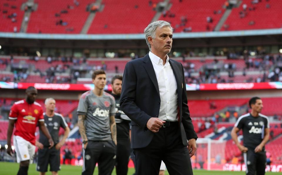 Mourinhocho rằng MU mới là đội xứng đáng giành chiến thắng