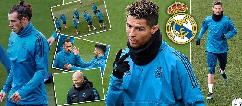 Ronaldo và Real đứng trước cơ hội lớn lần thứ 3 liên tiếp ẵm C1
