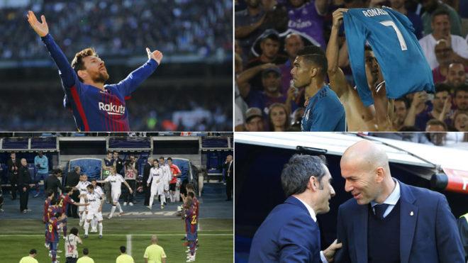 Real sẽ không xếp hàng chào đón Barca như đối thủ từng làm với họ