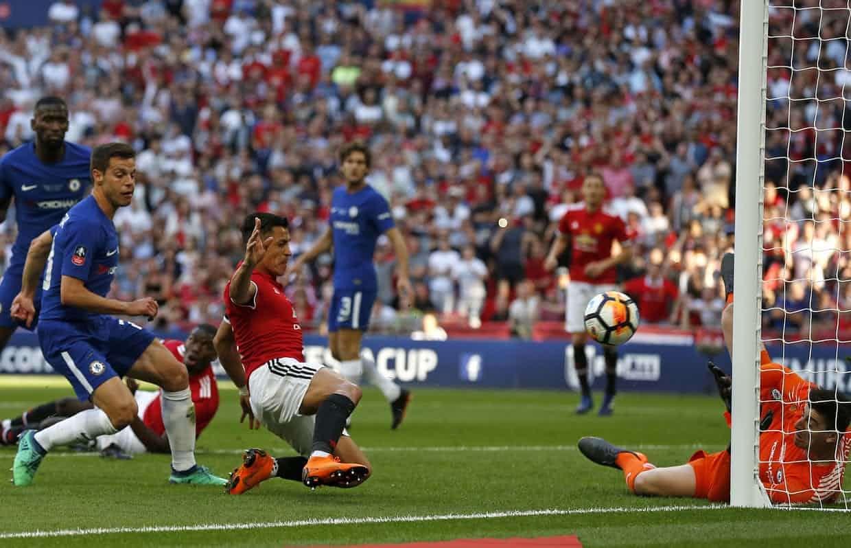 MU bất lực trước hàng thủ Chelsea