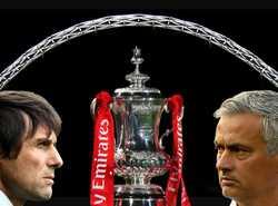 Áp lực của Mourinho trước trận Chung kết FA Cup