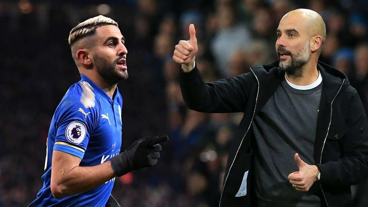 Pep Guardiola quyết đưa Mahrez về Man City