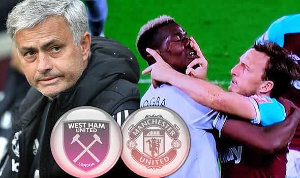 MU hòa West Ham: Đòn hỏa mù của Mourinho