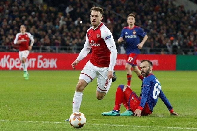Ramsey có thể sẽ chia tay Arsenal