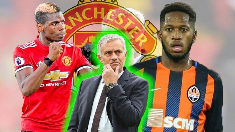 Mourinho muốn đưa Fred về đá cùng Pogba và Matic