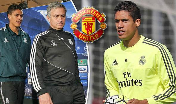 Mourinho muốn làm thấy Varane một lần nữa, như hồi ở Real