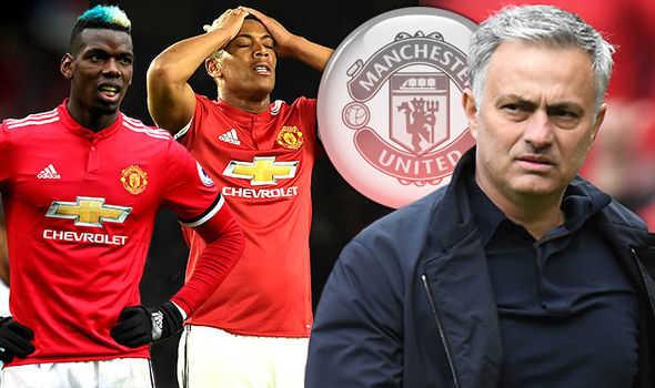 'Biến' căng ở MU: Mourinho làm loạn phòng thay đồ
