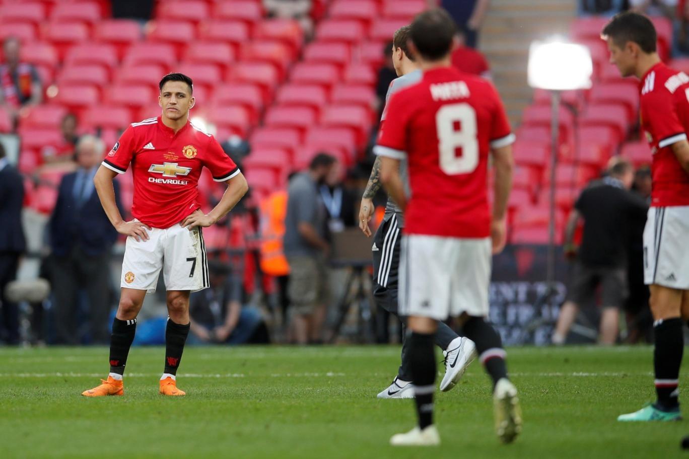 MU ngậm ngùi làm á quân từ Premier League đến FA Cup