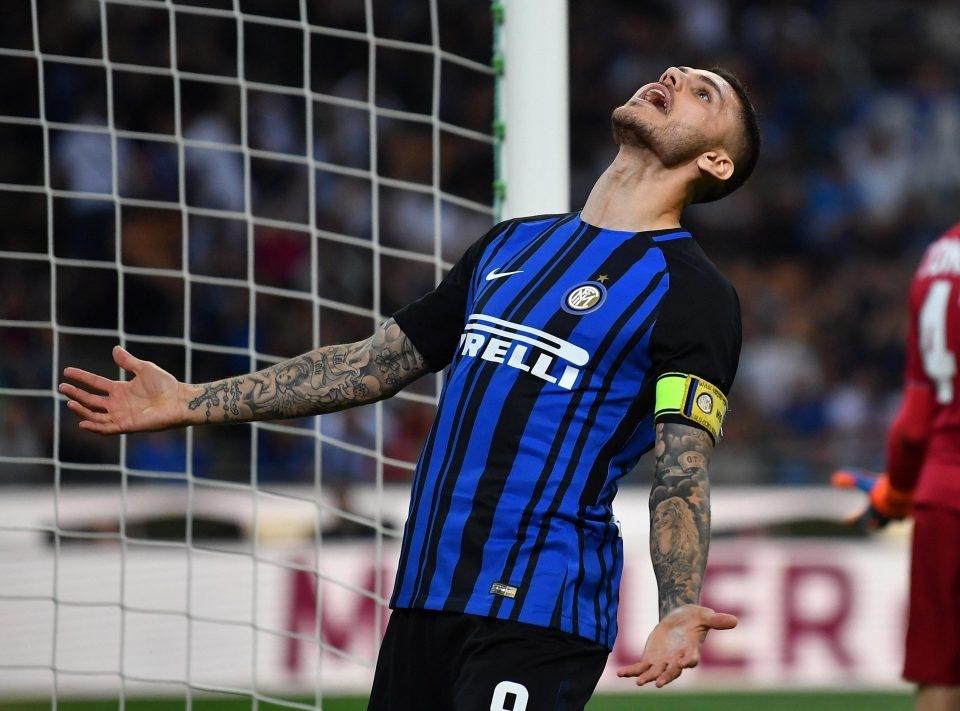 Icardi bóng gió rời Inter