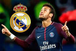 Neymar nhờ siêu cò giúp đỡ để sang Real Madrid