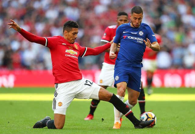 Hazard là nhân tố quyết định giúp Chelsea giành chiến thắng trước MU