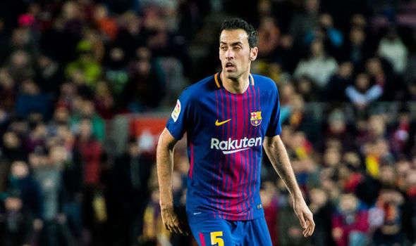 Barca phải nhanh chóng giải quyết vấn đề của Busquets càng nhanh càng tốt