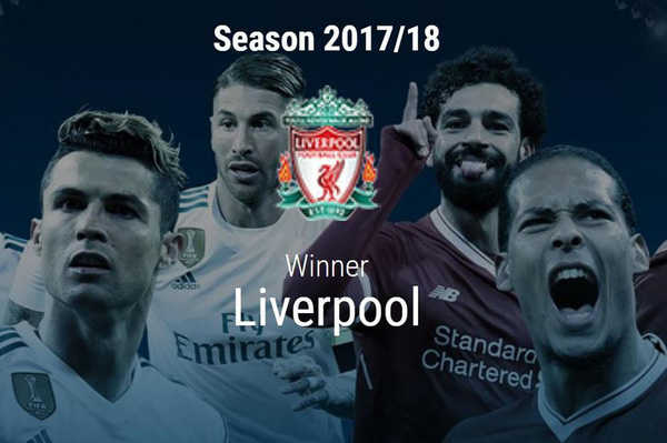 Nhầm lẫn tai hại, UEFA bất ngờ công bố Liverpool vô địch Champions League