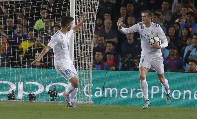 Mọi cầu thủ đều cải thiện phong độ: Gareth Bale đã chơi và ghi bàn. Marco Asensio, Lucas Vazquez và Mateo Kovacic vào sân từ ghế dự bị và đều chơi tốt, đặc biệt là cái tên đầu tiên. HLV Zidane đã tạo ra một nhóm 16 cầu thủ mà bất kỳ ai cũng có khả năng đá chính. Với việc Carvajal và Isco đang chờ bình phục, mọi vị trí của Real đều có những phương án thay đổi linh hoạt