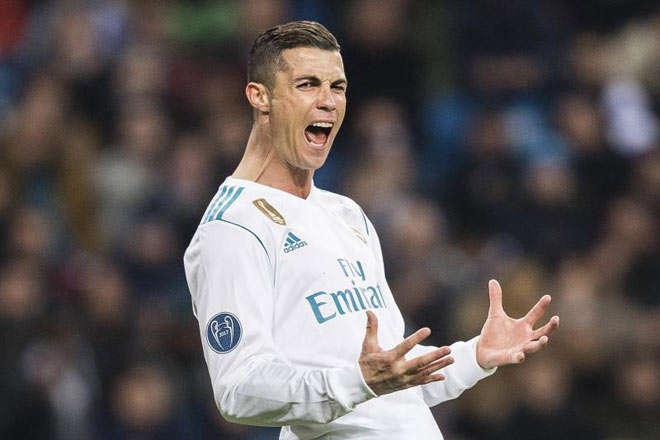 Real vẫn phụ thuộc vào Ronaldo