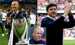 Pochettino là ứng viên tiềm năng thay thế cho Zidane