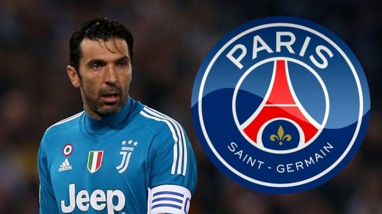 Buffon sẽ cập bến PSG?